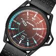 ディーゼル DIESEL ロールケージ ROLLCAGE メンズ 腕時計 時計 DZ1720 ブラック【楽ギフ_包装】