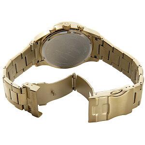 ジャックルマンケビンコスナーモデルクオーツクロノメンズ腕時計時計11-1586-9【_包装】