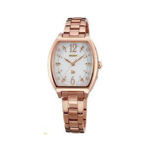 オリエントORIENTイオソーラーレディース腕時計時計WI0151SDアイボリー国内正規【_包装】