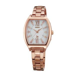 オリエントORIENTイオiOソーラーレディース腕時計時計WI0201SDローズ国内正規【_包装】