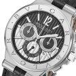ブルガリ ディアゴノ カリブロ303 クロノ 自動巻き メンズ 腕時計 DG42BSLDCH【送料無料】【楽ギフ_包装】