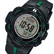 カシオ プロトレック ソーラー電波 メンズ 腕時計 PRW-S3100-1JF ブラック 国内正規【送料無料】【楽ギフ_包装】