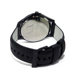 アルマーニエクスチェンジクオーツメンズ腕時計時計AX2148ブラック【_包装】