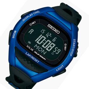 セイコープロスペックスソーラーメンズ腕時計時計SBEF029ブルー国内正規【_包装】