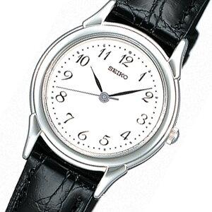 セイコーSEIKOスピリットクオーツレディース腕時計時計STTC005ホワイト国内正規【_包装】