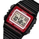 カシオ CASIO スタンダード デジタル メンズ 腕時計 時計 W-215H-1A2 ブラック