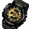 カシオ CASIO ベビーG BABY-G レディース 腕時計 時計 BA-110-1A ブラック【楽ギフ_包装】