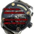 ディーゼル DIESEL リトルダディ 自動巻き メンズ 腕時計 DZ7364 ブラック【送料無料】【楽ギフ_包装】