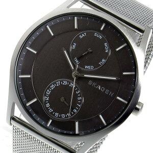スカーゲンSKAGENホルストHOLSTクオーツメンズ腕時計時計SKW6172グレー【_包装】