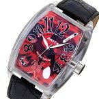 フランク三浦 ご当地三浦 秋田県 世界に誇る秋田美人モデル 腕時計 FM04NK-AKTBK
