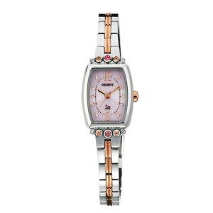 オリエントイオソーラークオーツレディース腕時計時計WI0401WDシルバー国内正規【_包装】
