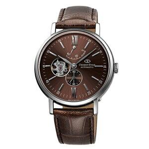 オリエントオリエントスター自動巻きメンズ腕時計WZ0301DKブラウン国内正規【送料無料】【_包装】