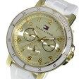 トミー ヒルフィガー TOMMY HILFIGER クオーツ レディース 腕時計 時計 1781511 ゴールド【楽ギフ_包装】