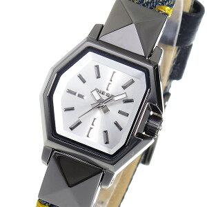 ディーゼルDIESELZBACKUPクオーツレディース腕時計時計DZ5444シルバー【_包装】