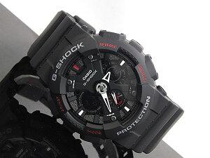 カシオGショックCASIOデジアナ腕時計GA120-1A【21%OFF】【セール】【YDKG円高還元ブランド】