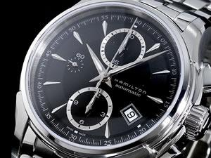 HAMILTON ハミルトン ジャズマスター オートクロノ 腕時計 H32616133【楽ギフ_包装】H2【S1】:リコメン堂生活館