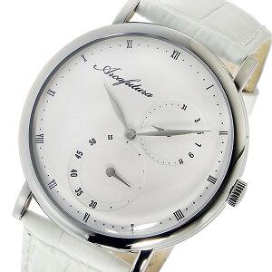 アルカフトゥーラARCAFUTURAクオーツユニセックス腕時計時計1074SS-WHWHホワイト【_包装】
