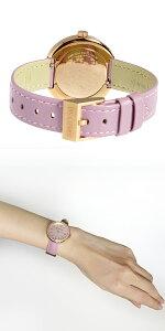 スワロフスキーSWAROVSKIクオーツレディース腕時計時計5213667アンティークピンク【_包装】
