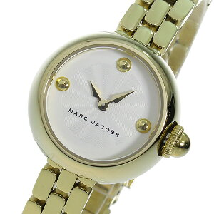 マークジェイコブスMARCJACOBSクオーツレディース腕時計時計MJ3457ホワイト【_包装】