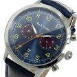 ポールスミス PAUL SMITH クロノ クオーツ メンズ 腕時計 時計 P10012 ブルー【楽ギフ_包装】