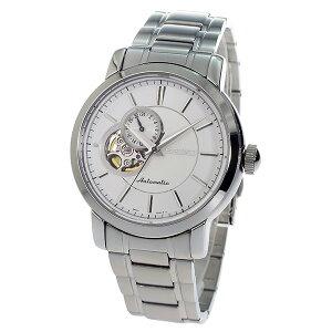 セイコーSEIKOオートマチック自動巻きメンズ腕時計時計SSA263K1ホワイト【_包装】