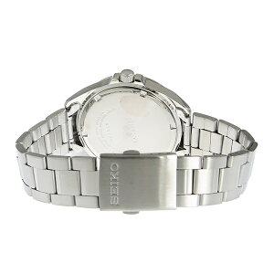 セイコーSEIKOクオーツメンズ腕時計時計SUR207P1ネイビー【_包装】