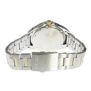 セイコーSEIKOクオーツメンズ腕時計時計SUR211P1シルバー【_包装】