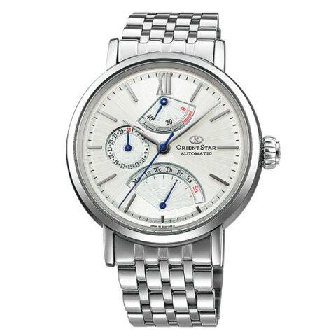 オリエント オリエントスター 自動巻き メンズ 腕時計 WZ0101DE シルバー 国内正規【楽ギフ_包装】【S1】:リコメン堂生活館