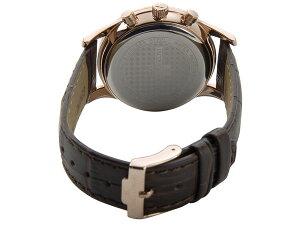 ジャックルマンクロノデイトクオーツメンズ腕時計時計1-1908Cホワイト/シルバー【_包装】