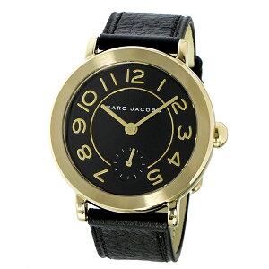 マークジェイコブスMARCJACOBSライリーRILEYクオーツユニセックス腕時計時計MJ1471ブラック【_包装】