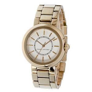 マークジェイコブスMARCJACOBSコートニーCOURTNEYクオーツレディース腕時計時計MJ3466ホワイト【_包装】