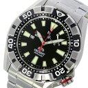 オリエント エムフォース 自動巻き メンズ 腕時計 時計 SEL03001B0 (WV0011EL) ブラック