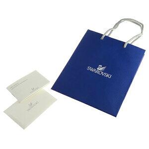 スワロフスキーSWAROVSKIスターダストダブルレディースブレスレット5185001ホワイト/グレー【_包装】