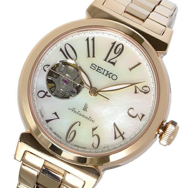 セイコー SEIKO ルキア LUKIA 自動巻き レディース 腕時計 SSA836J1 シェル【楽ギフ_包装】【S1】:リコメン堂生活館