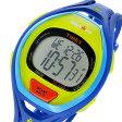 タイメックス TIMEX アイアンマン スリーク クオーツ ユニセックス 腕時計 時計 TW5M01600 イエロー/ブルー【楽ギフ_包装】