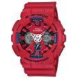 カシオ CASIO Gショック G-SHOCK トリコロールシリーズ クオーツ メンズ 腕時計 時計 GA-120TR-4A レッド【楽ギフ_包装】
