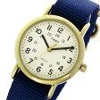 タイメックス TIMEX ウィークエンダー Weekender クオーツ レディース 腕時計 時計 T2P475 ホワイト【楽ギフ_包装】