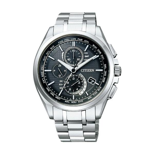 シチズン CITIZEN アテッサ クロノ メンズ 腕時計 AT8040-57E 国内正規【楽ギフ_包装】:リコメン堂生活館