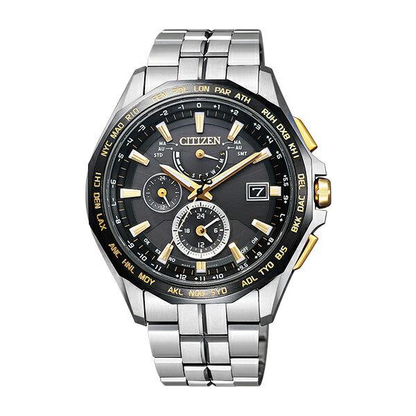 シチズン CITIZEN アテッサ メンズ 腕時計 AT9095-50E 国内正規【楽ギフ_包装】:リコメン堂生活館