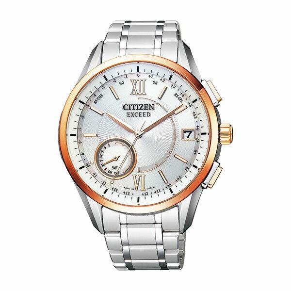 シチズン CITIZEN エクシード メンズ 腕時計 CC3054-55A 国内正規【楽ギフ_包装】:リコメン堂生活館
