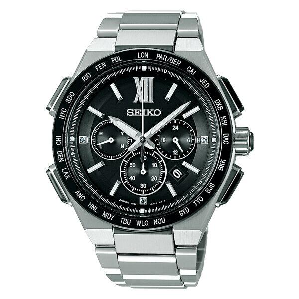 セイコー SEIKO ブライツ BRIGHTZ ソーラー 電波 メンズ 腕時計 SAGA209 国内正規【楽ギフ_包装】:リコメン堂生活館