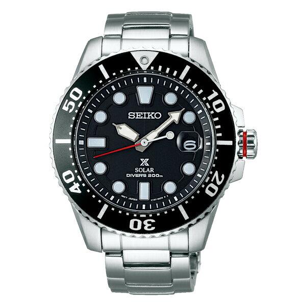 セイコー SEIKO プロスペックス PROSPEX ソーラー メンズ 腕時計 SBDJ017 国内正規【楽ギフ_包装】:リコメン堂生活館