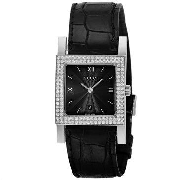 グッチ GUCCI 7900 クオーツ レディース 腕時計 YA079306 ブラック【送料無料】【楽ギフ_包装】