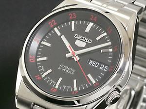 セイコー5SEIKOFIVE腕時計時計自動巻きメンズSNK569J1【YDKG円高還元ブランド】