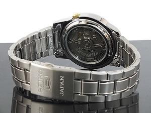 セイコー5SEIKOファイブ腕時計自動巻き日本製SNKK19J1【YDKG円高還元ブランド】