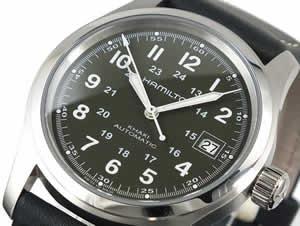 ハミルトン HAMILTON 腕時計 カーキ フィールド H70455863H2【S1】:リコメン堂生活館
