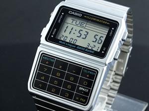 【エントリーでポイント14倍】【ラッピング無料】カシオ CASIO データバンク DATA BANK 腕時計 ...