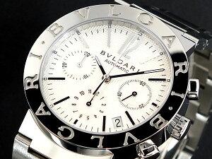 ブルガリ BVLGARI ブルガリ ブルガリ 自動巻き クロノ 腕時計 BB38WSSDCH【送料無料】