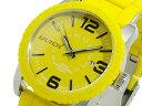 アバランチ AVALANCHE 腕時計 AV-1024-YWSIL イエロー×シルバー【S1】