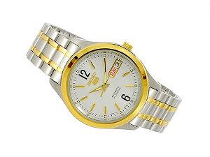 セイコーSEIKOセイコー5日本製自動巻メンズ腕時計時計SNKM58J1【YDKG円高還元ブランド】【ポイント10倍】【_包装】